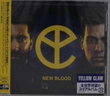 Yellow Claw: New Blood, CD