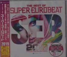 The Best Of Super Eurobeat 2019, 2 CDs
