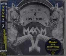 Maxim: Love More, CD