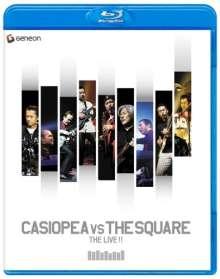 Casiopea: Casiopea Vs The Square (Live), Blu-ray Disc