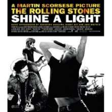 The Rolling Stones: Shine A Light Deluxe Edition, Blu-ray Disc