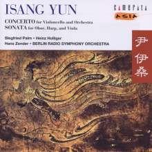 Isang Yun (1917-1995): Cellokonzert, CD