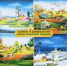 Josef Lanner (1801-1843): 4 Jahreszeiten, CD