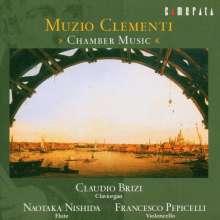 Muzio Clementi (1752-1832): Kammermusik, CD