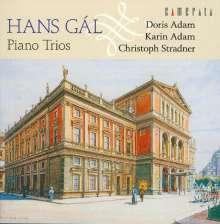 Hans Gal (1890-1987): Klaviertrios op.18 & 49b, CD