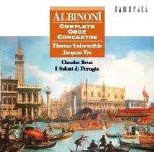 Tomaso Albinoni (1671-1751): Oboenkonzerte op.7 Nr.2,3,5,6,8,9,11,12, 2 CDs