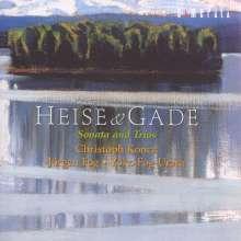 Niels Wilhelm Gade (1817-1890): Klaviertrio op.42, CD
