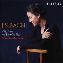 Johann Sebastian Bach (1685-1750): Partiten BWV 826-828, CD