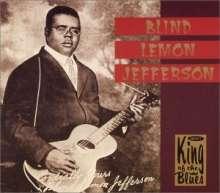 """Blind"" Lemon Jefferson: King Of The Blues Count, CD"