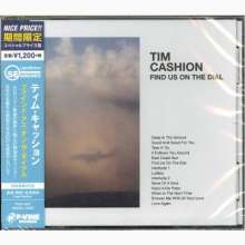 Tim Cashion: Find Us On The Dial, CD