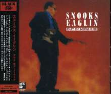 Snooks Eaglin: Out Of Nowhere, CD