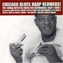 Chicago Blues Harp Blowers!, CD