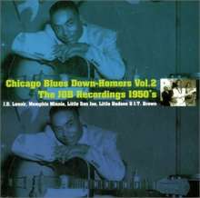 Memphis Mi J.B. Lenoir: Chicago Blues Down-Hore, CD