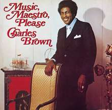 Charles Brown (Blues): Music Maestro Please, CD