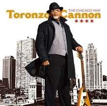 Toronzo Cannon: The Chicago Way, CD