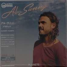 Al Sunny: Planets, CD
