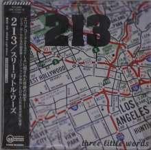 213 (Guy Thomas): Three Little Words (Digisleeve), CD