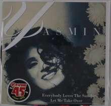 "Yasmin: Everybody Loves The Sunshine / Let Me Take Over, Single 7"""