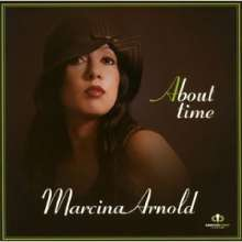 Marcina Arnold: About Time [japanese Im, CD