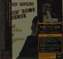 Sam Lightnin' Hopkins: Talkin' Some Sense (Papersleeve), CD