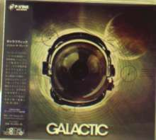 Galactic: Into The Deep (Digipack), CD