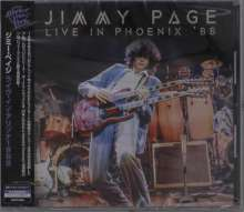 Jimmy Page: Live In Phoenix '88, CD