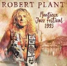 Robert Plant: Montreux Jazz Festival 1993 (+Bonus), CD