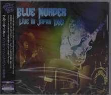 Blue Murder (John Sykes,Carmine Appice,Tony Franklin): Live In Japan 1989, 2 CDs