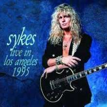 Sykes: Live In Los Angeles 1995, CD
