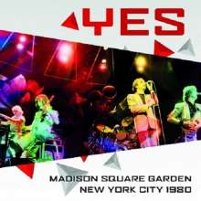 Yes: Madison Square Garden, New York City 1980, 2 CDs