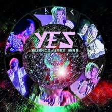 Yes: Buenos Aires 1985, 2 CDs