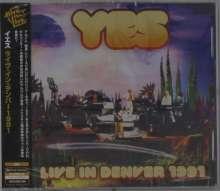 Yes: Live In Denver 1991, 2 CDs