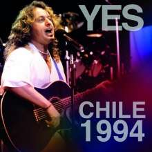 Yes: Chile 1994, 2 CDs
