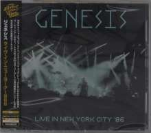 Genesis: Live In New York City '86, 2 CDs
