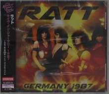 Ratt: Germany 1987 / Japan 1988, CD