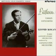 Leonid Kogan spielt Violinkonzerte, 2 Super Audio CDs