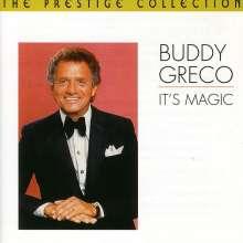 Buddy Greco (1926-2017): It's Magic, CD