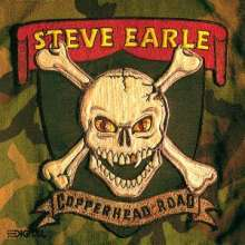Steve Earle & The Dukes: Copperhead Road, CD