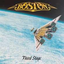 Boston: The Third Stage, CD