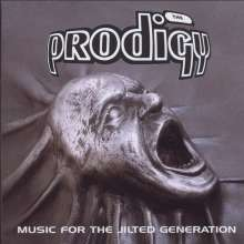 The Prodigy: Music For The Jilted Generation, CD