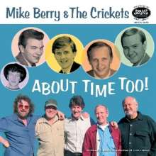 Mike Berry: About Time Too!, CD