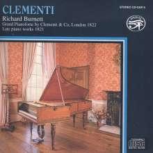 Muzio Clementi (1752-1832): Klaviersonate op.50 Nr.3, CD