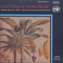 Louis Moreau Gottschalk (1829-1869): Klavierwerke, CD