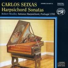 Jose Antonio Carlos de Seixas (1704-1742): 11 Cembalosonaten, CD