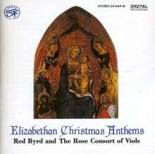 Elizabethan Christmas Anthems, CD