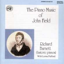 John Field (1782-1837): Klavierwerke, CD