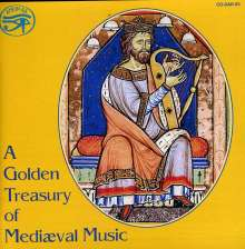 A Golden Treasury of Mediaeval Music, CD