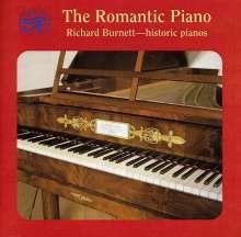Richard Burnett - The Romantic Piano, CD