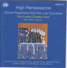 New London Chamber Choir - High Renaissance, CD