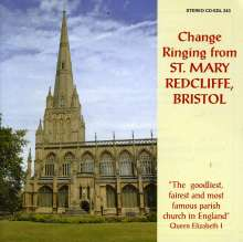 Change Ringing from St.Mary Redcliffe, Bristol, CD